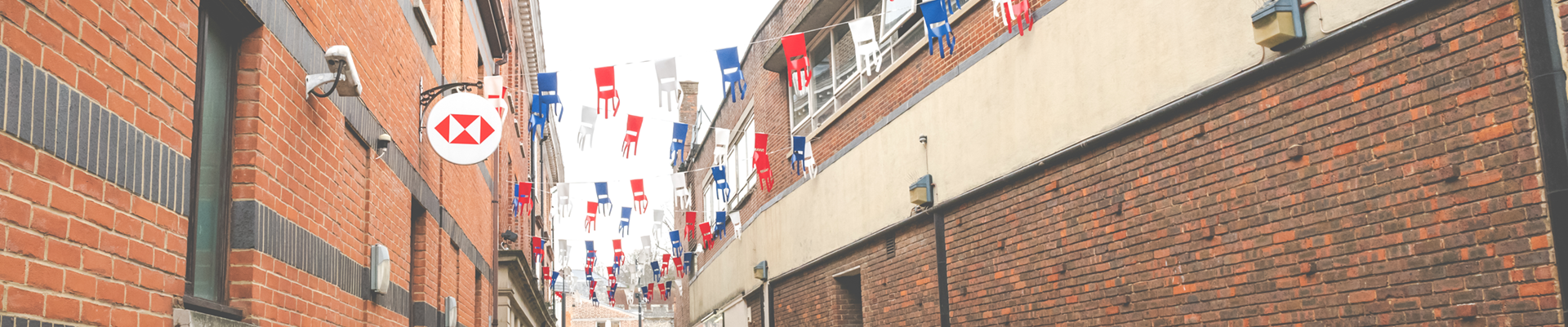 High Wycombe Chair Bunting