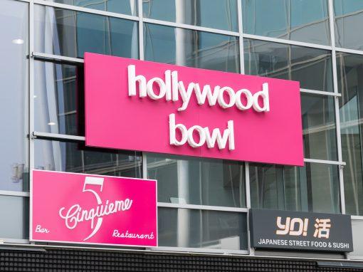 Hollywood Bowl High Wycombe