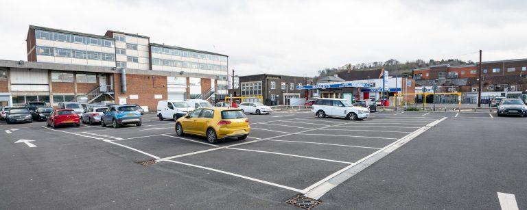 Desborough Square Car Park High Wycombe 2 768x307