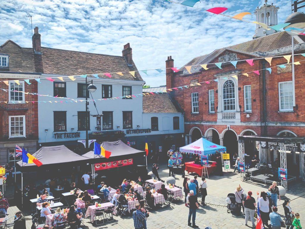 High Wycombe Market